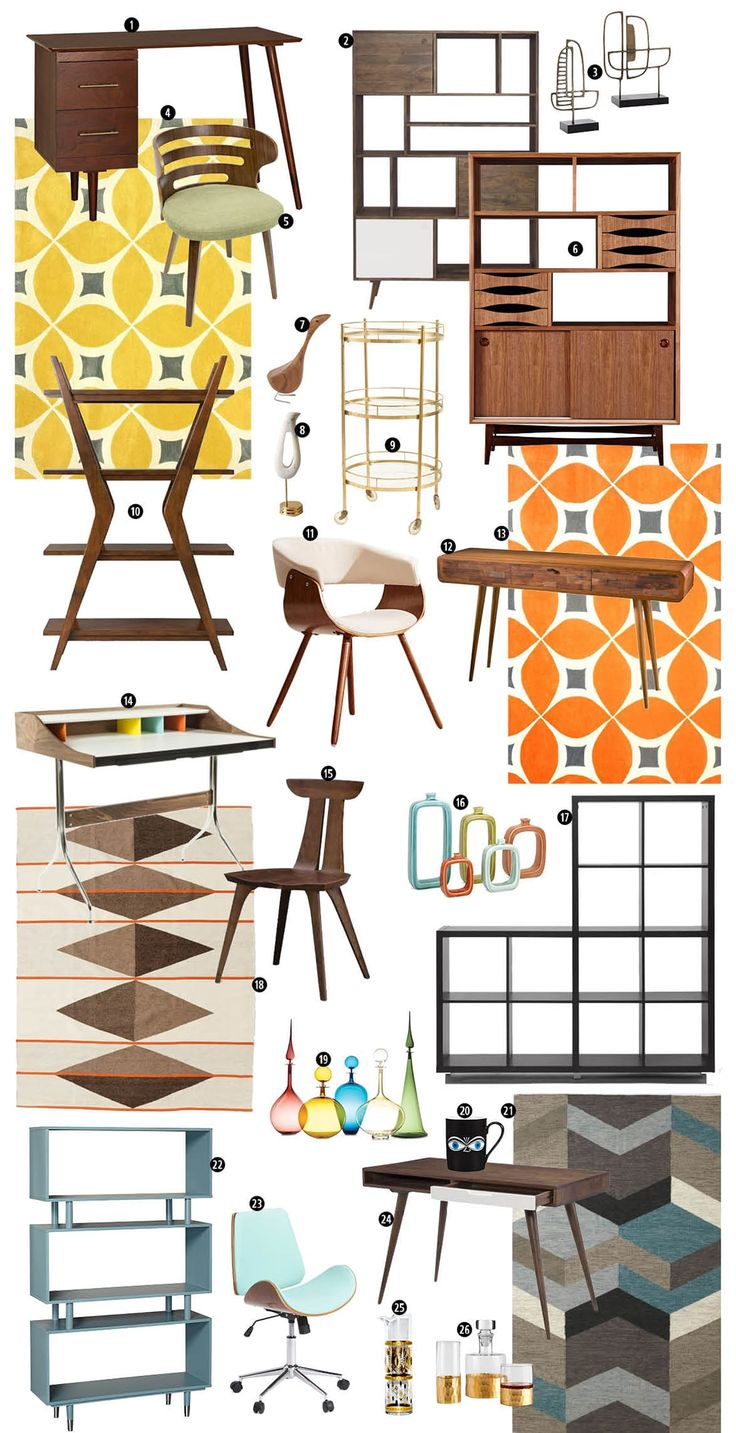 Mid-Century Modern Decor: 8 Signs It's Right For You