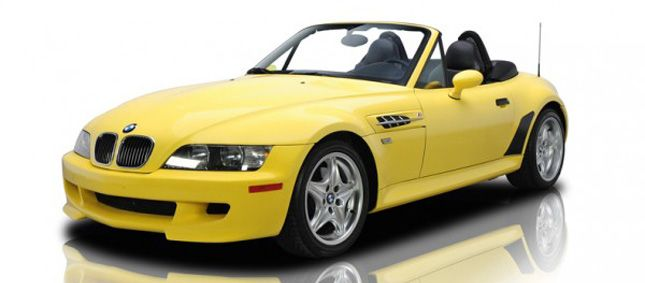 """BMW Z3 M Roadster This was our """"Toy"""" when we first got married!"""