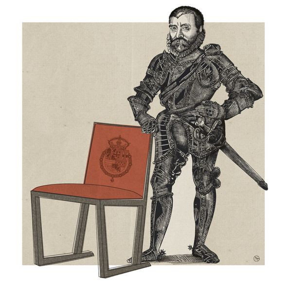 Chairpedia: Pull up a seat and enjoy this story: The old Spanish court and person responsible for keeping vigilance of the chair> https://www.andreuworld.com/andblog/chairpedia_theoldspanishcourt