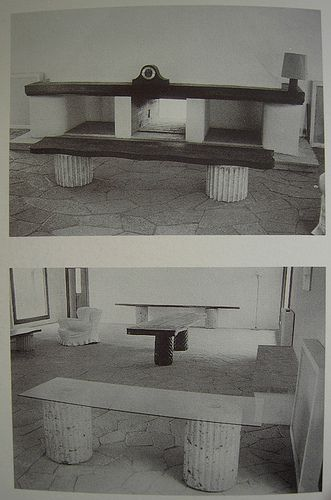 Casa Malaparte Interior
