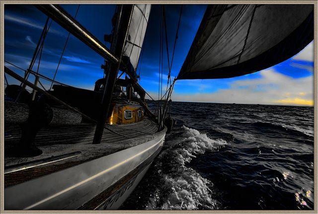 Vindo 50 | Sailing in a Vindo 50 sloop