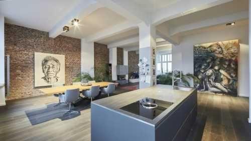 Einrichtung Von Luxurioser Loftwohnung In Neuehrenfeld Immobilienmarkt Faz Net Wohnung Kaufen Loft Wohnung Wohnung