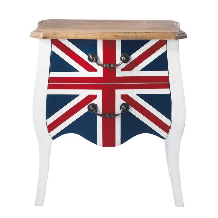 painted furniture union jack autumn vignette. Kare Kommode Romantic Union Jack S Massiv Neu Sideboard Painted Furniture Autumn Vignette