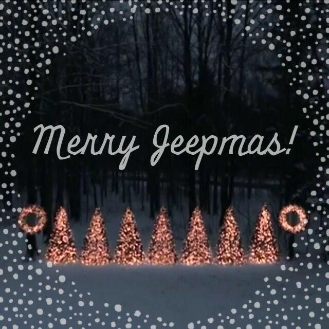 Merry Jeepmas!