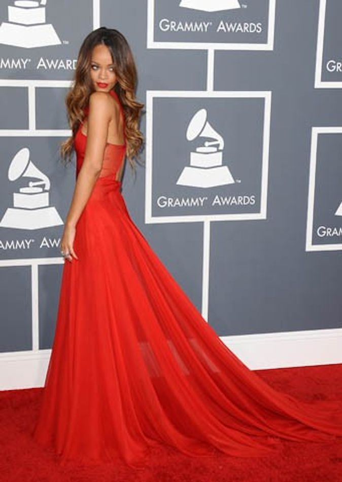 Rihanna  : le plus look du Red Carpet !