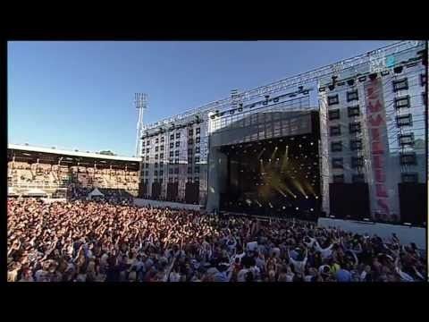 Alesso Live @Summerburst 2012 [HD]