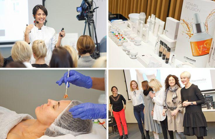 Congratulations to our pHformula team in Vilnius, Lithuania where skin specialists were introduced to our innovative skin resurfacing protocols with Susanna Porras, pHformula's International Educator. #innovation #inspiration #skinresurfacing #treatments #Lithuania