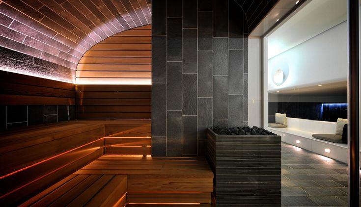 Palanga Spa Design Hotel i Palanga, Litauen - Offerdalsskifer fra Minera