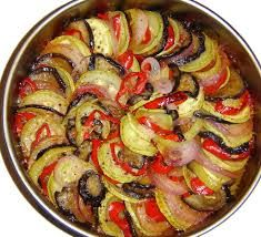 Recetas para Diabéticos y Celíacos Consejos Sanos: Ratatouille hortalizas al horno  Celíacos, Diabéti...