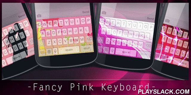 Fancy Pink Keyboard Emoji  Android App - playslack.com , It could be extremely fantastic if you can use the same theme for both keyboard and wallpaper. With Fancy Pink Keyboard Theme, you will be able to change the color or the picture of your keyboard to be a Fancy Pink style, and at the same time you can change the theme of your wallpaper to align with that of keyboard.If you are still a designer style at heart, our creative designers are ready to bring you a very special brand new theme…