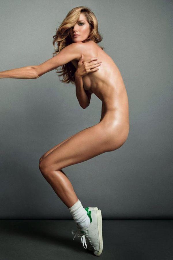 Gisele Bundchen for Adidas