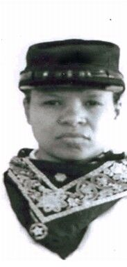 Private Cathay Williams was the only woman to serve in the U.S. Army as a Buffalo Soldier. On November 15, 1866 she enlisted in the Army as a man. Williams reversed her name William Cathay and lived as a male soldier and served until she was found out due to the last of many illnesses she suffered while serving. She is the only documented black woman known to have served in the Army during these times when enlisting women was prohibited.