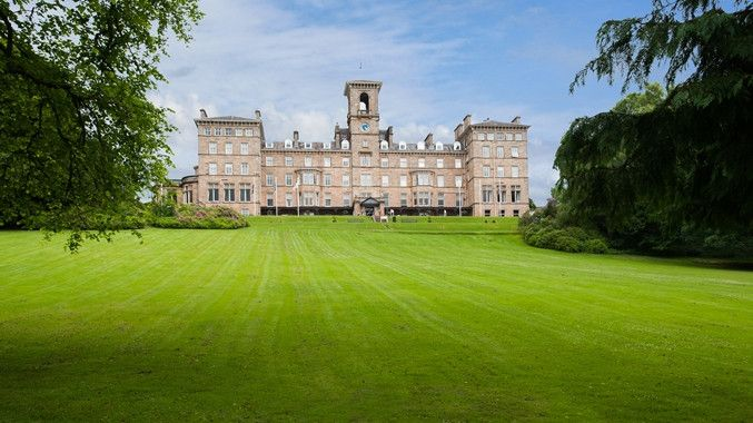 Doubletree by Hilton Dunblane Hydro Hotel, Dunblane, UK - Exterior Day