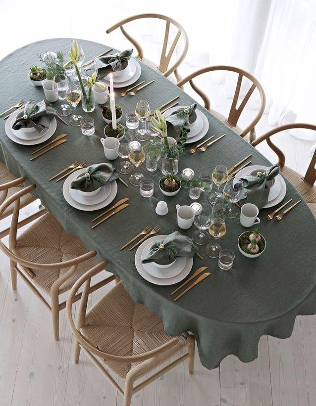 10 Inspirations Deco Pour Une Table De Reveillon Sur Son 31 Deco