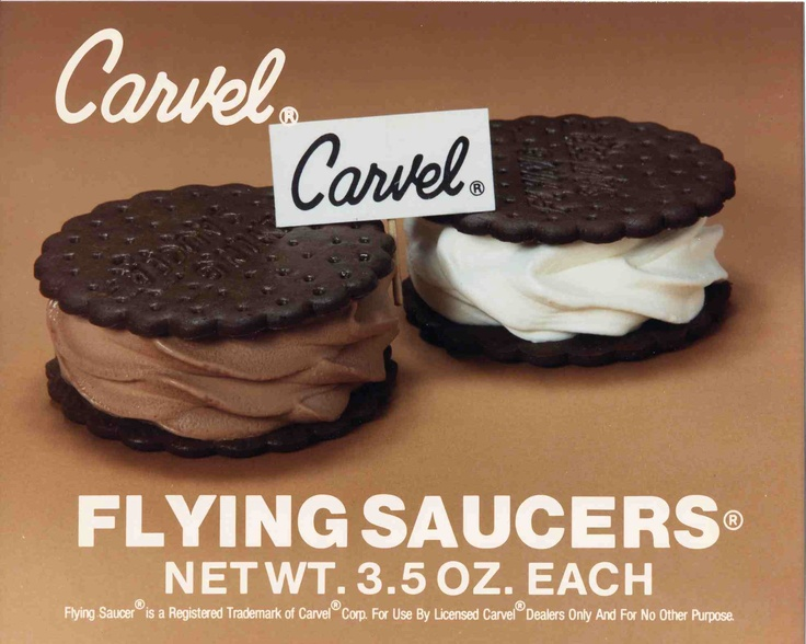 Our first Flying Saucers!