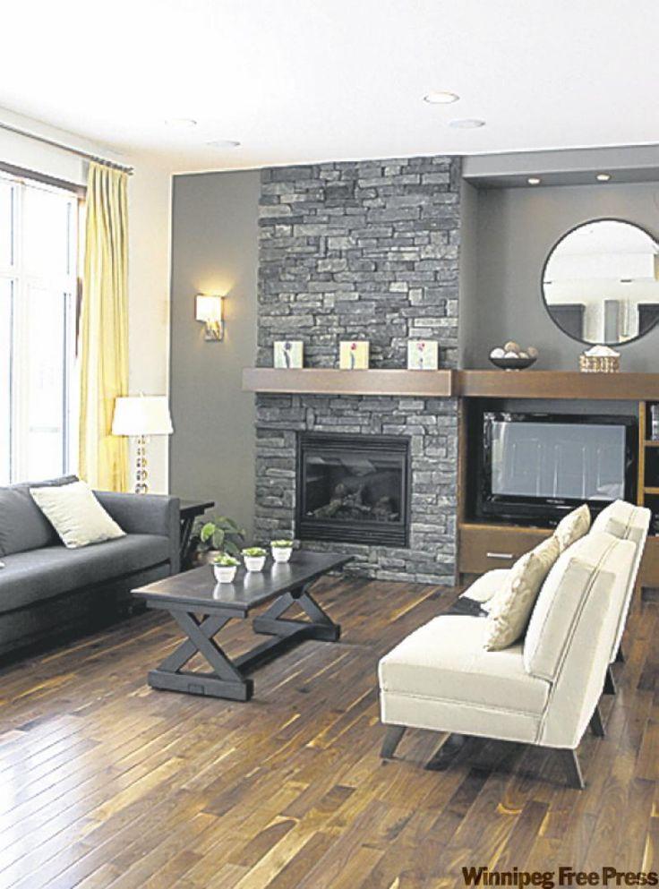 Grey Stone Fireplace Google Search Grey Stone
