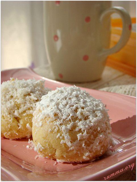Banyolu kurabiye çok ama çok güzel, tadı damağınızda kalıcak harika bir…