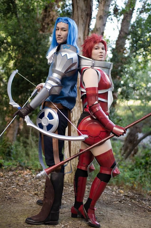 fire emblem sully cosplay | Sully from Fire Emblem: Awakening worn by DW