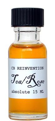 cb i hate perfume's tea rose. heavenly.