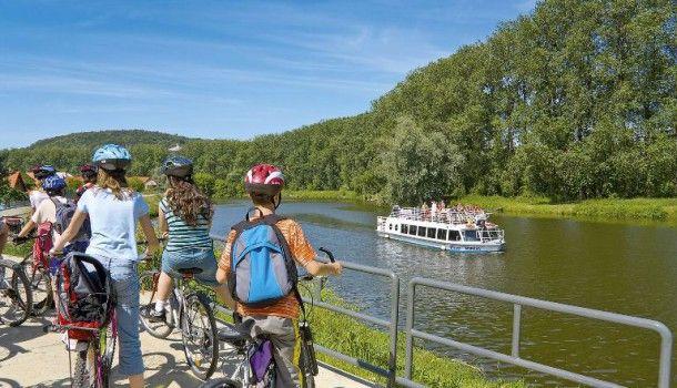 Tip na výlet! Páteřní cyklostezka u Baťova kanálu