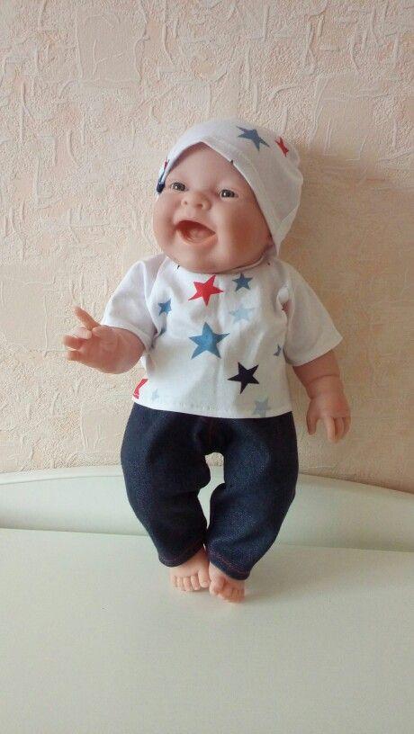 Комплек для куклы