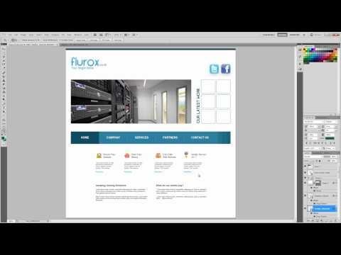 PSD to HTML to Wordpress Tutorial 1 - Intro
