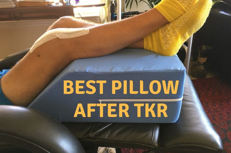 Best Pillow For Knee Surgery