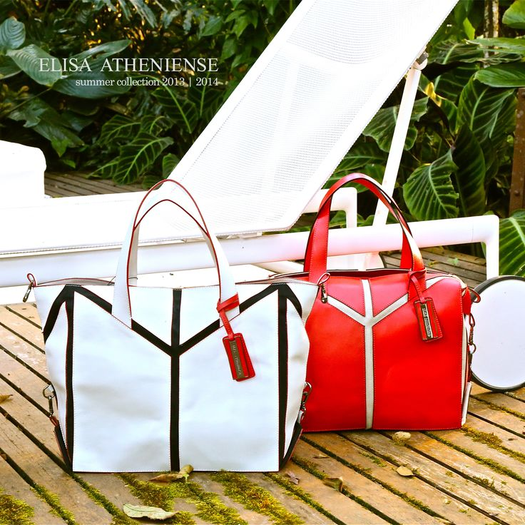 Geometria Fashion #summer #geometric #itbags #trend #ElisaAtheniense