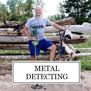 Metal Detecting WorkFromRV.com