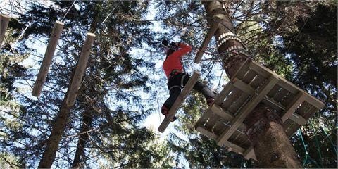 Parco Avventura, Como. Un posto estremamente divertente per tutti gli amici Single