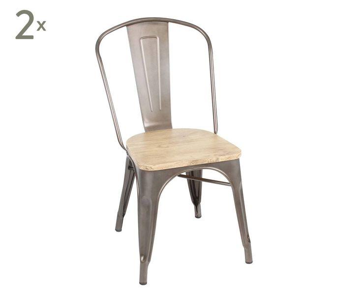 oltre 20 migliori idee su sedie in legno su pinterest   progetti ... - Sedie Soggiorno Dalani 2