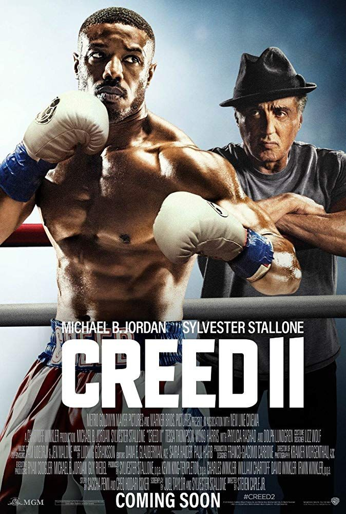 Creed Ii Pelicula Completa Eñ Mexicaño Latiño Hd Subtitulado Actionmovie Newactionmovie Spymovie Creed Movie Free Movies Online Full Movies Online Free