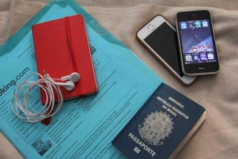 Check-list com o que levar na mala para uma viagem a Europa para você ter tudo que precisa sem carregar excesso de peso.