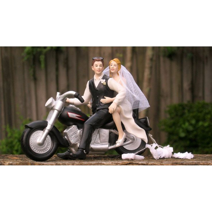 bike wedding cake stand motorcycle biker wedding cake topper by magical day 11761