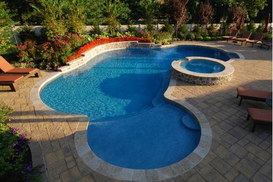 Mejores 453 im genes de pools en pinterest ideas para el for Ideas para el patio trasero
