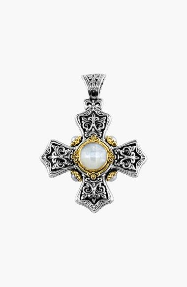 Konstantino 'Selene' Maltese Cross Pendant available at #Nordstrom