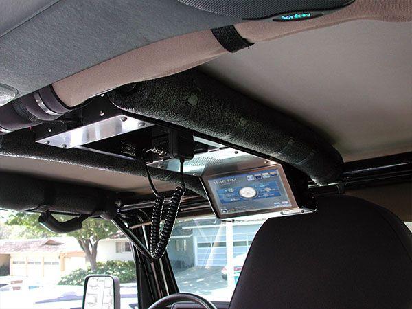 truck overhead storage console - Google Search | Fj40 ...