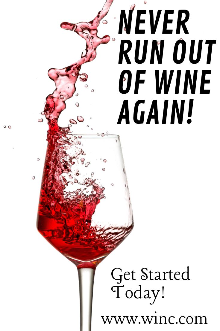 Winc Is Serious About Wine Wine Wine Delivered Alcoholic Drinks