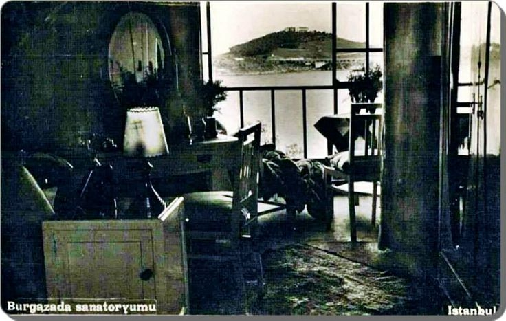 Burgazada Senatoryumu 1928 Ayfer Öztürk Hanımın paylaşımı