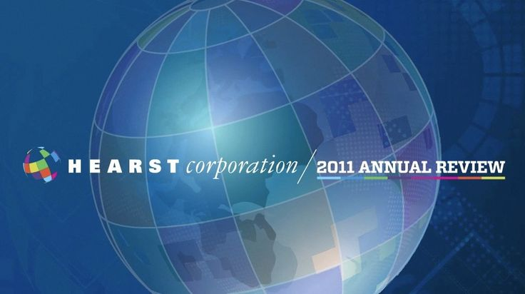 Hearst Corporation Annual Review 2011: Global Connection