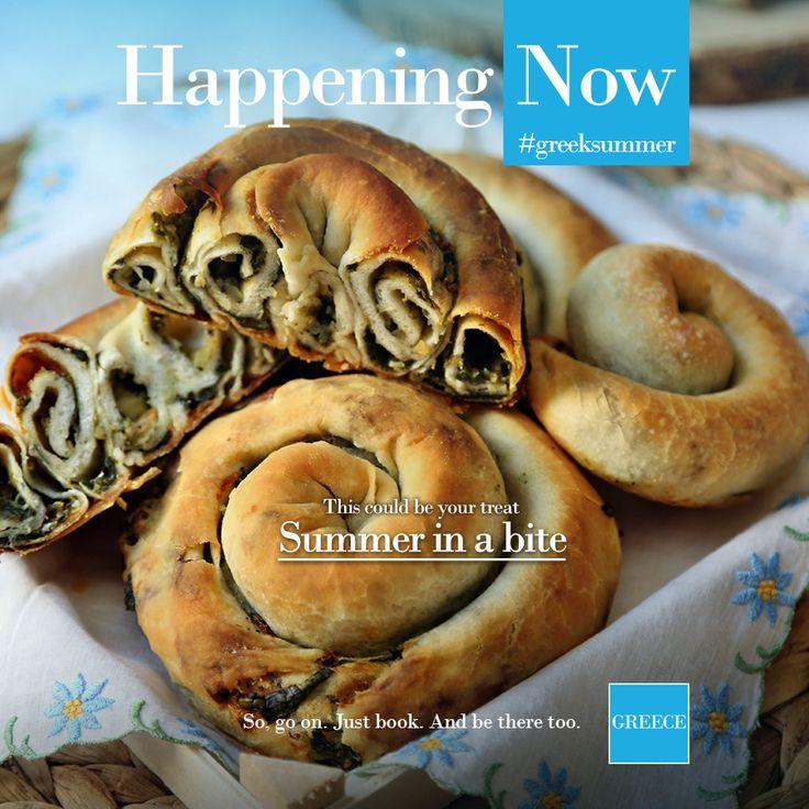 VISITGREECE  Happening Now #greeksummer
