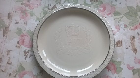 Myott Meakin Staffordshire Large plate for by KaylasFindsAndMakes