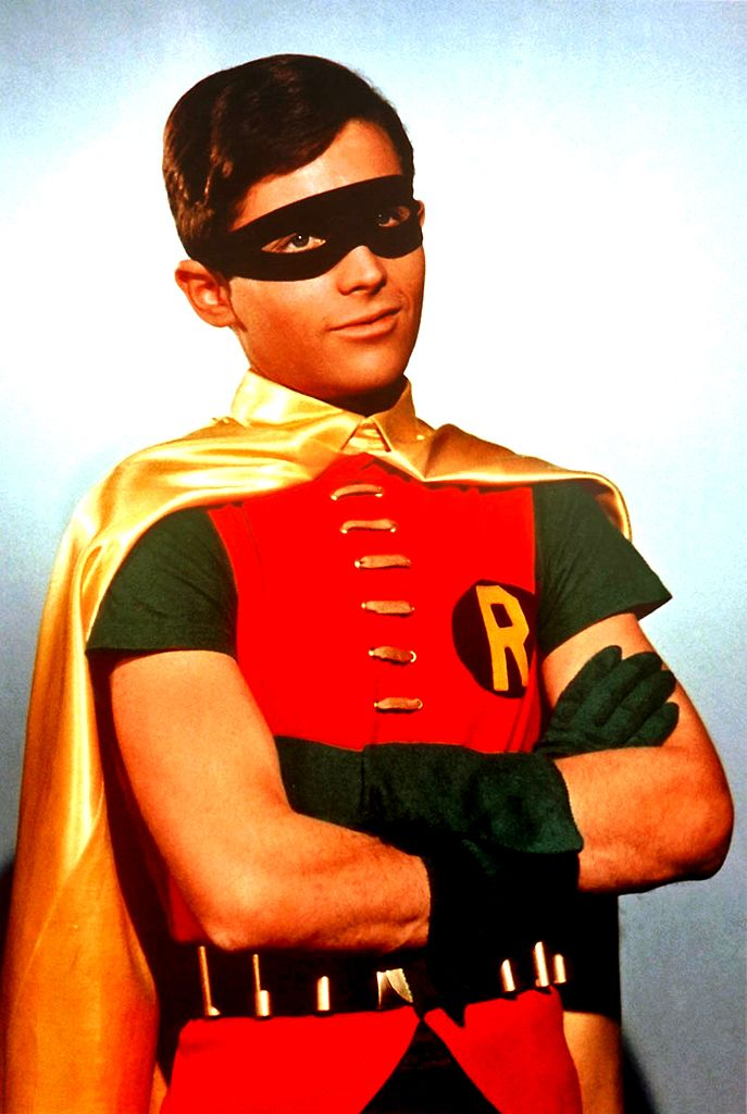1960's Batman Classic TV Series<<< robin is bae