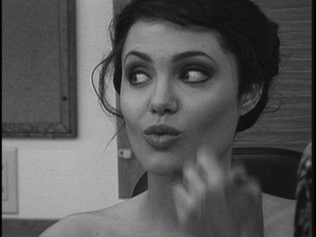 "Angelina Jolie in ""Gia"""