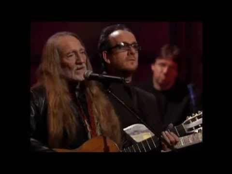 DIANA KRALL & WILLIE NELSON & ELVIS COSTELLO - CRAZY