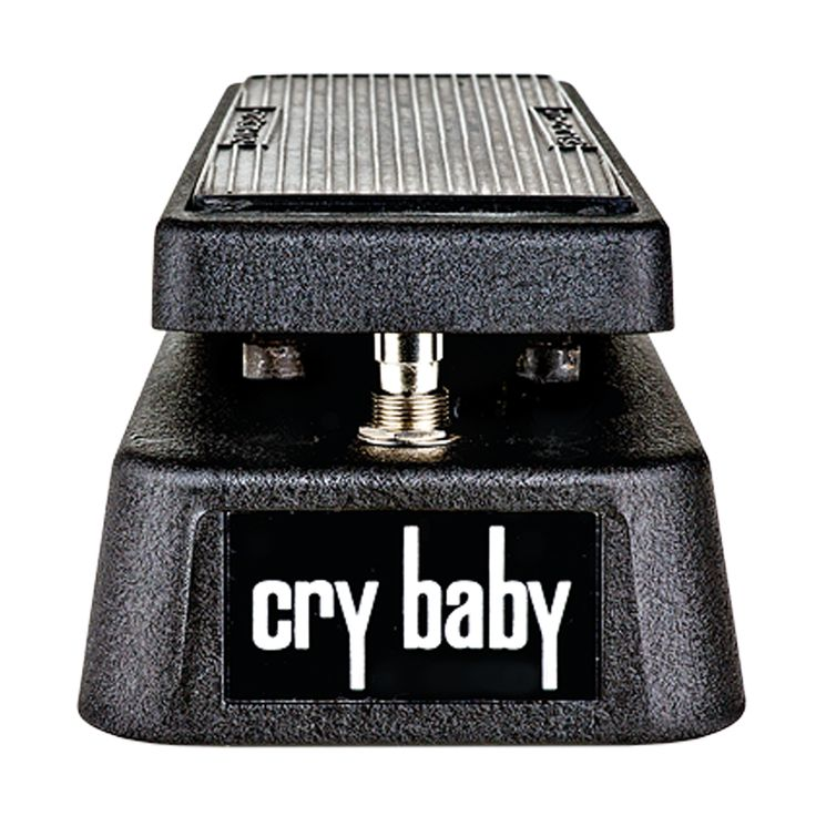 The Dunlop CBM95 Cry Baby Mini Wah gives you all that famous Dunlop tone in a smaller, more convenient package. Roughly half the size of the original, this wah is perfect for crowded pedalboards and g