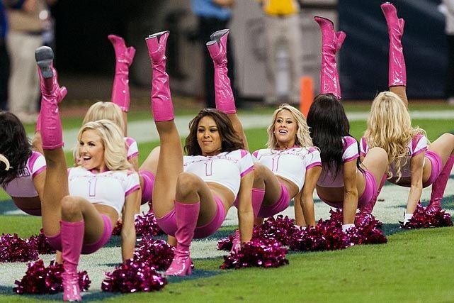 The best cheerleader breast expansion 14