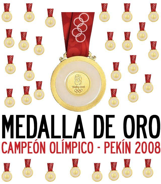 Rafael Nadal, Medalla de Oro en Pekín 2008