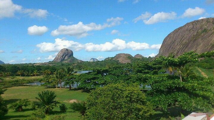 Montes Nairuco, Nampula, Mozambique