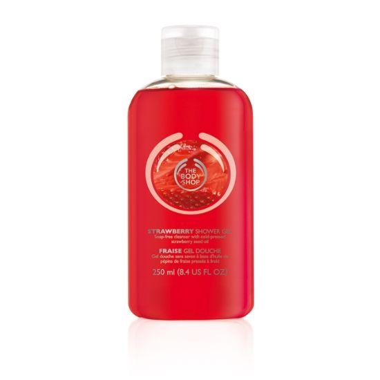 8.70e Strawberry Shower Gel